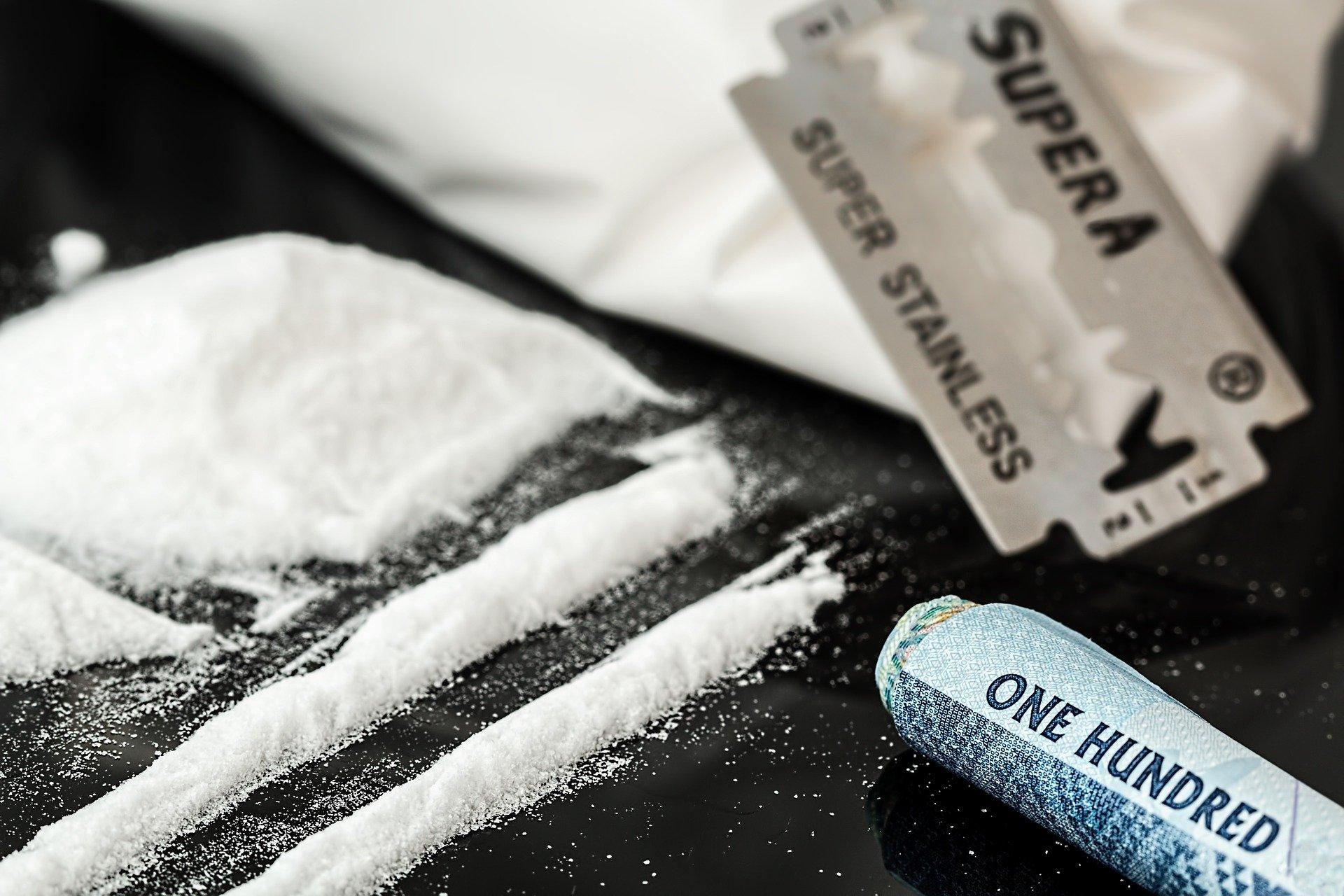 Adicción cocaína